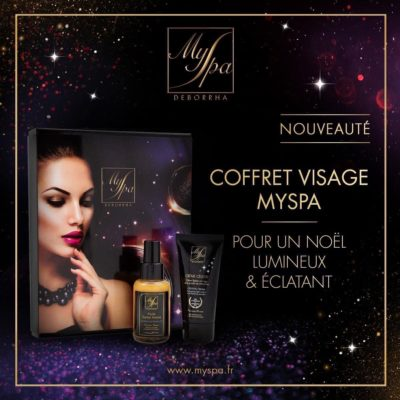 coffret visage Myspa
